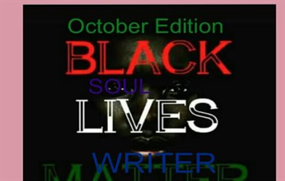 Soul Writer October Special Edition Promo
