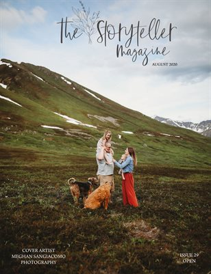The Storyteller Magazine Issue # 29 OPEN