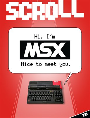 12: Introducing MSX (Cover B)