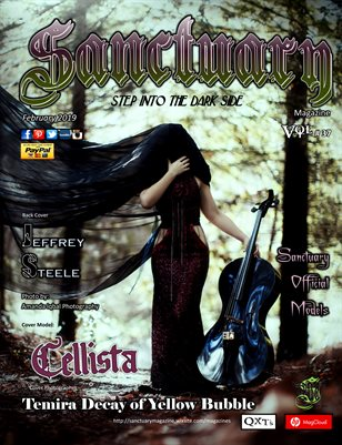 Sanctuary Magazine Vol #37