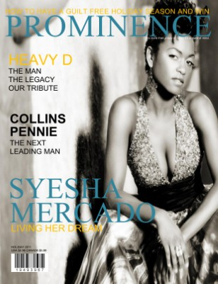 Prominence Magazine Holiday 2011