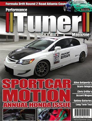 Performance Tuner Magazine Volume 10 Summer 2014
