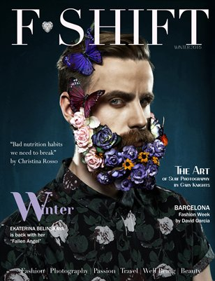 Fashion Shift Magazine WINTER 2015 | Cover 2