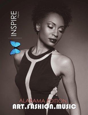 INSPIRE Magazine: Alabama Edition