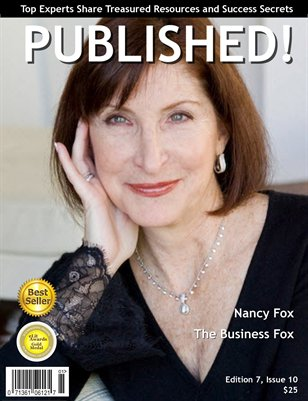PUBLISHED! Excerpt featuring Nancy Fox