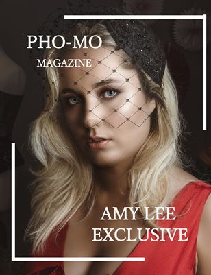 Amy Lee Exclusive