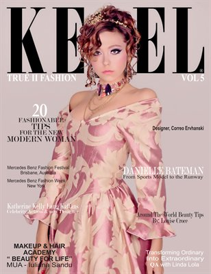 KEEL MAGAZINE Volume 5