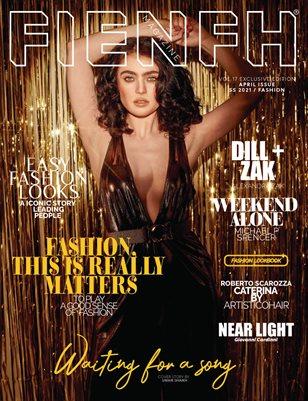 12 Fienfh Magazine April Issue 2021