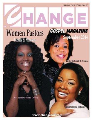 Change Gospel Magazine September 2014 Issue