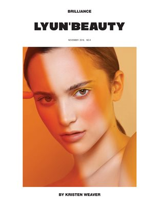LYUN BEAUTY ISSUE No.4 (VOL No.3) C2