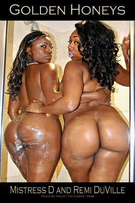 Remi DuVille and Mistress D aka Dominique Shanae