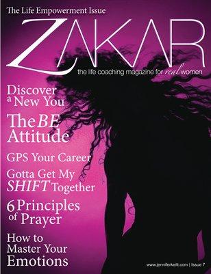 Zakar Magazine Issue 7