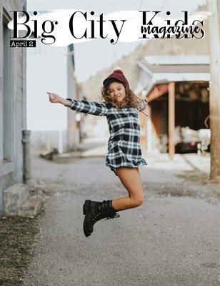 BCK Magazine   April 2