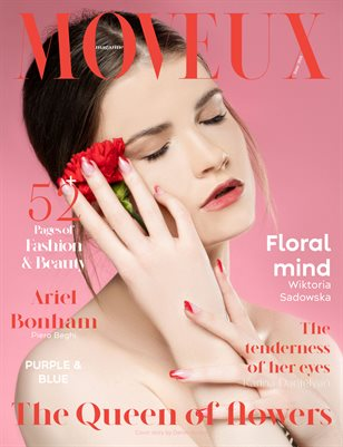 MOVEUX Magazine June 2021 Issue 7