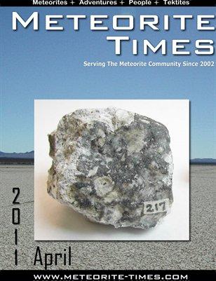 Meteorite Times Magazine - April 2011