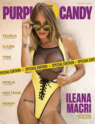 PURPLE CANDY SPECIAL EDITION JUNE 2020