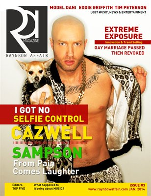 Raynbow Affair Magazine Issue#3