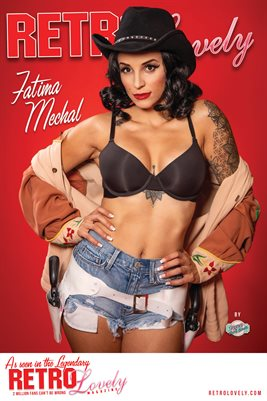 Fatima Mechal Cover Poster