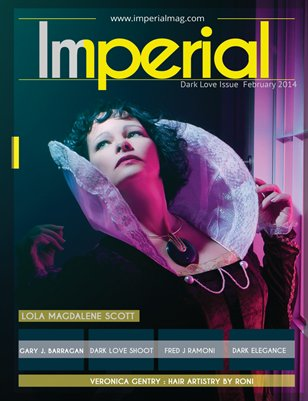 Imperial Magazine Feb 2014 Dark Love Issue