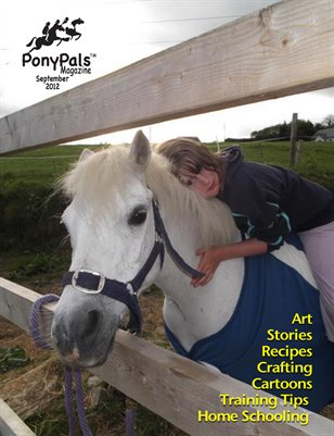 Pony Pals Magazine - September 2012 - Vol. 2 # 4