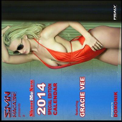 SMN SPECIAL EDITION | GRACIE 2014 CALENDAR