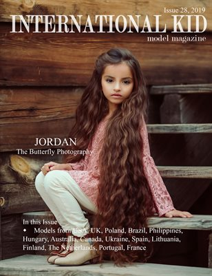 International Kid Model Magazine Issue #28