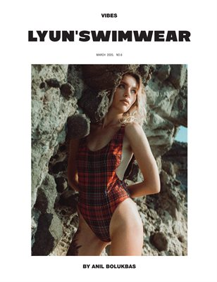 LYUN Swimwear No.6 (VOL No.1) C2
