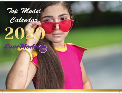 Top Model Calendar Edition 2