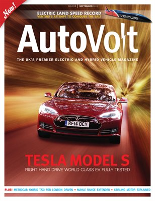 Autovolt Magazine - September 2014
