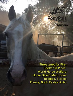 August 2016 Pony Pals Magazine -- Vol. 6 #3