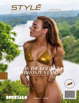 JUNE 2021 Issue (SPECIALS) | STYLÉCRUZE Magazine
