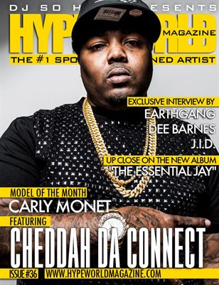 HYPE WORLD MAGAZINE ISSUE #36