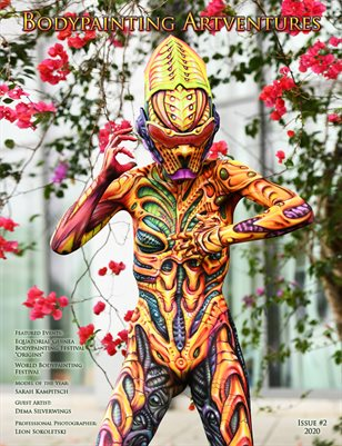 Bodypainting Artventures Issue #2
