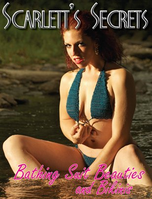 Scarlett's Secrets Issue 11 - Bathing Suit Beauties
