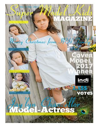 SUPERMODELKIDMAGAZINE VOL. 2
