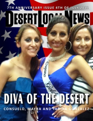 Desert Local News 7th Anniversary Issue