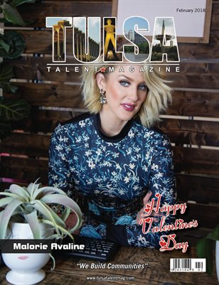 Tulsa Talent Magazine February 2018 Edition