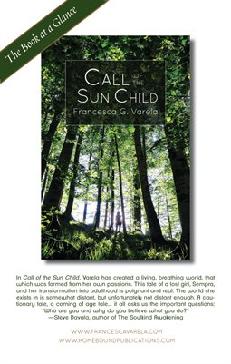 Call of the Sun Child | Book at a Glance