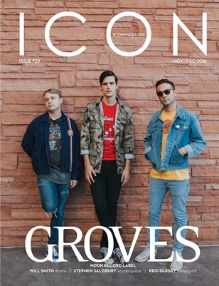 ICON MAG - NOV/DEC ISSUE 29