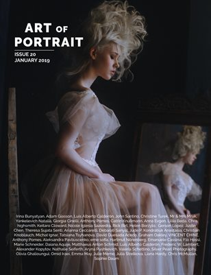 Art Of Portrait - Issue 20
