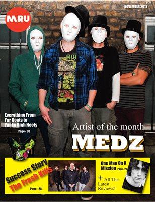 MRU Magazine November 2012