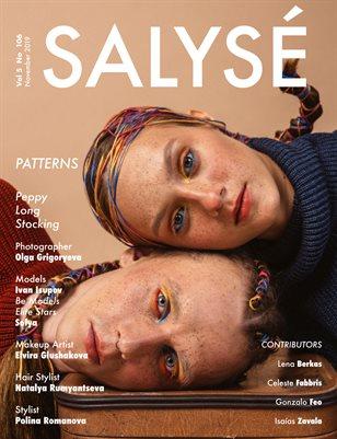 SALYSÉ Magazine   Vol 5 No 106   NOVEMBER 2019  