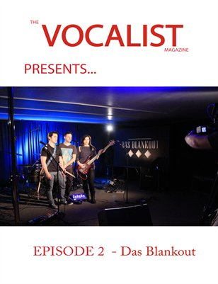 The Vocalist Magazine PRESENTS