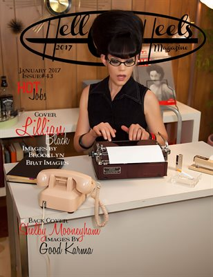 2017 Hell on Heels Magazine Issue#43 Hot Jobs