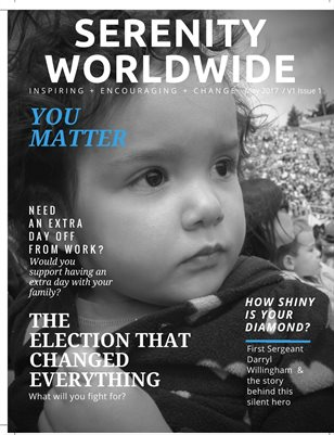 Serenity Worldwide V1Issue1