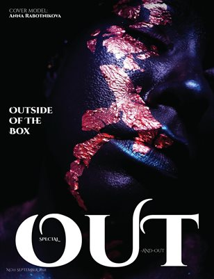 OUT-AND-OUT MAGAZINE SPECIAL EDITION NO.11 SEPTEMBER 2021