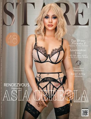 STARE Mag - ASIA CEREOLA - March/2021