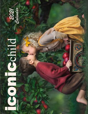 Iconic Child Magazine 2021 Calendar