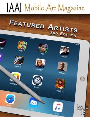 IAAI Featured Artists 3rd Edition