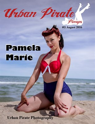Urban Pirate Pinups August 2016